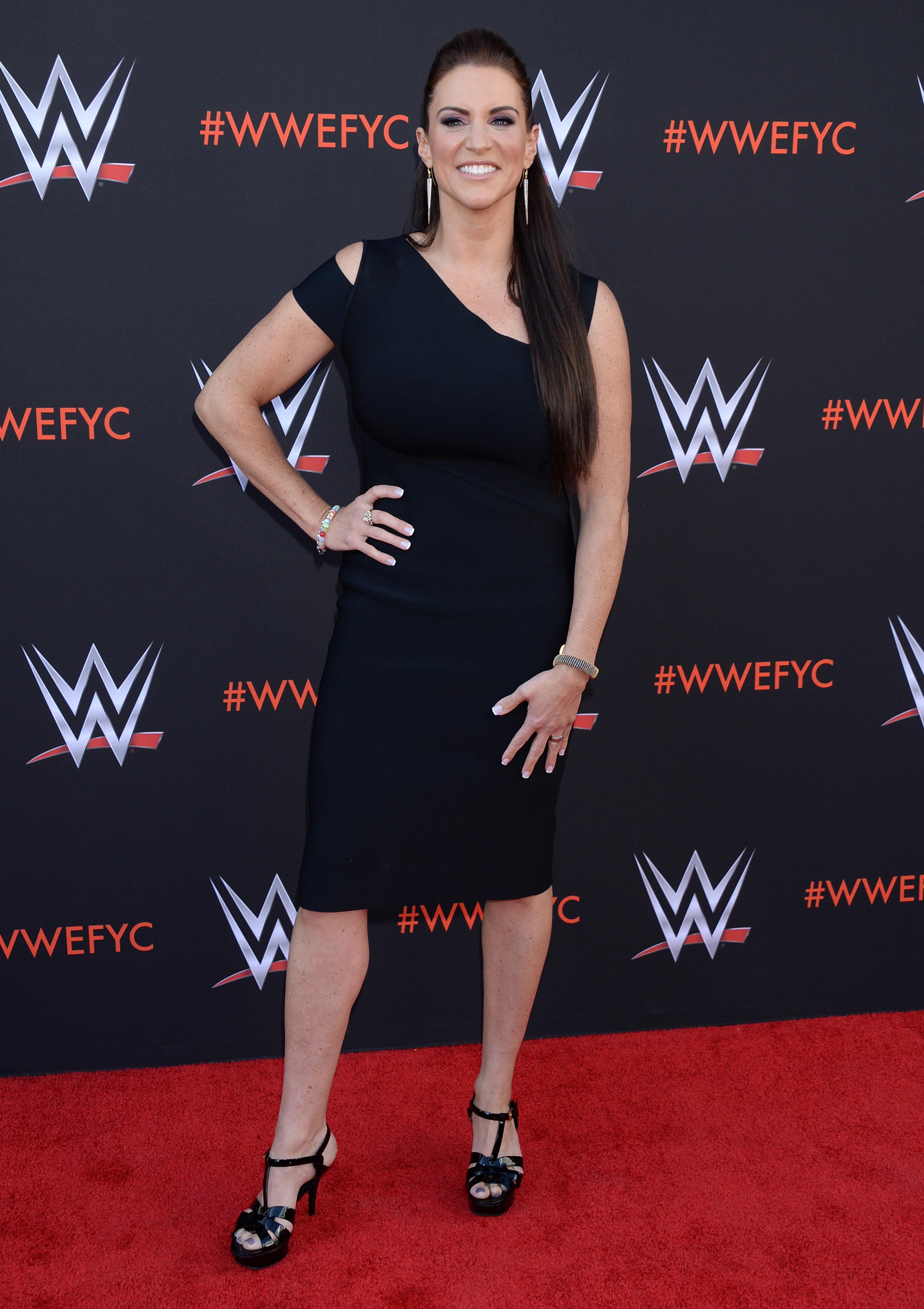 Stephanie Mcmahons Feet Wikifeet