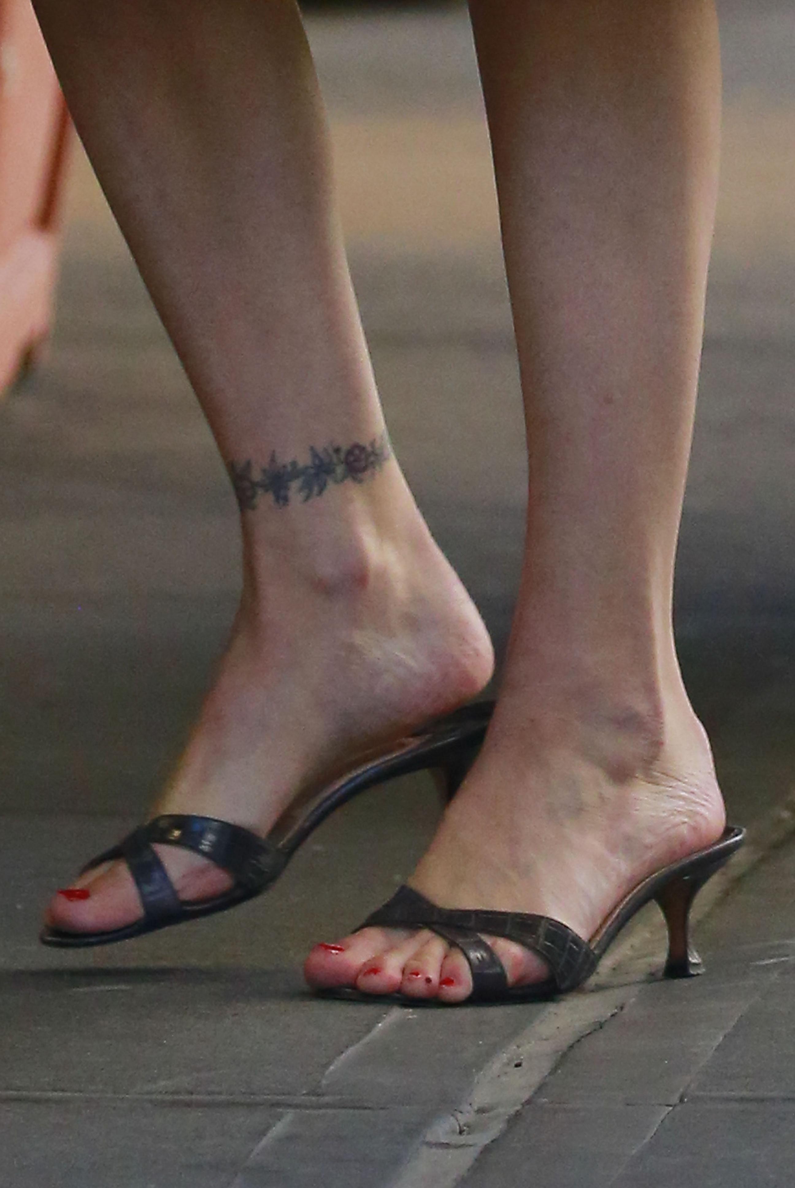 Foto av tatuering