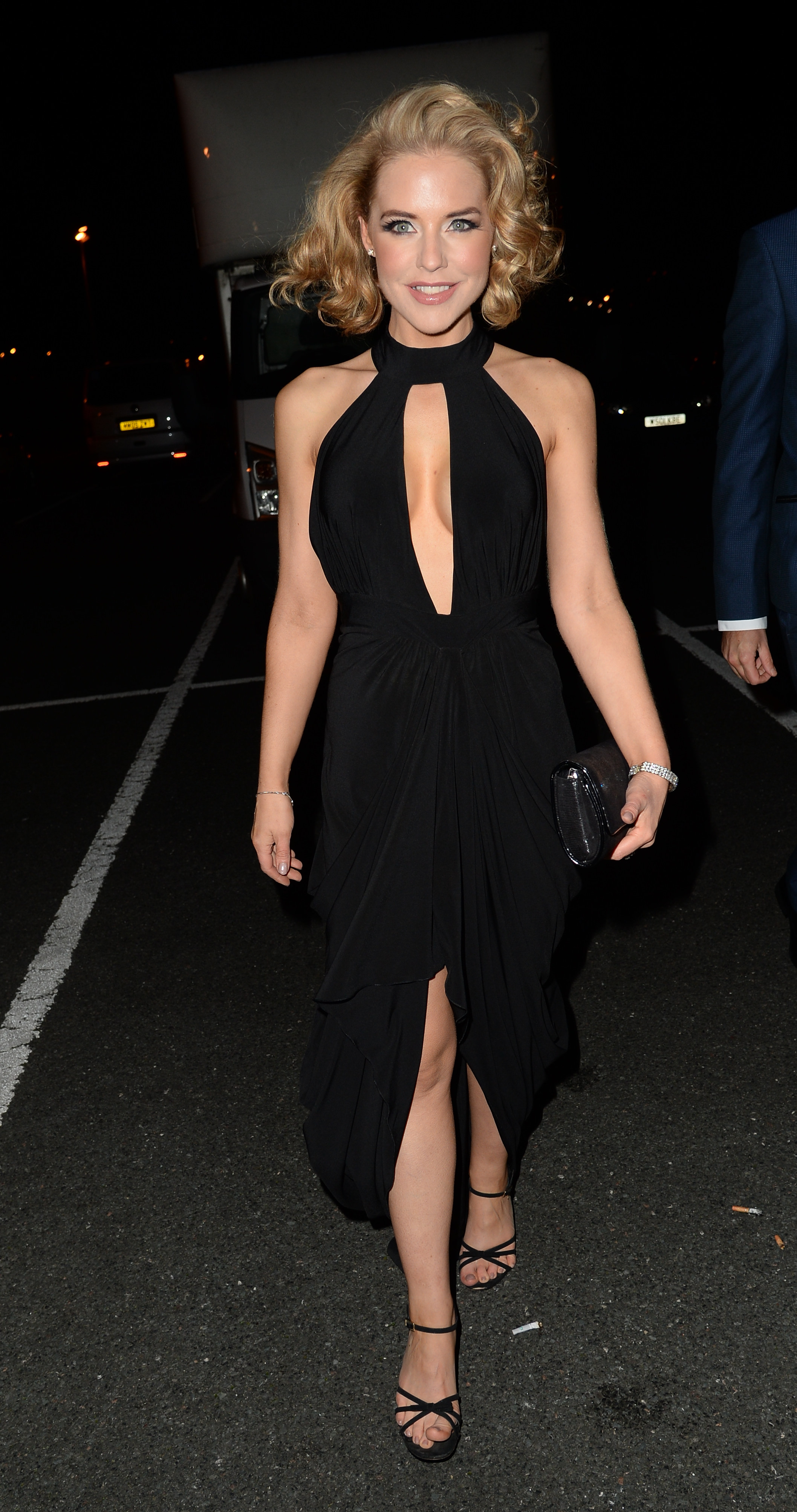 Feet Stephanie Waring