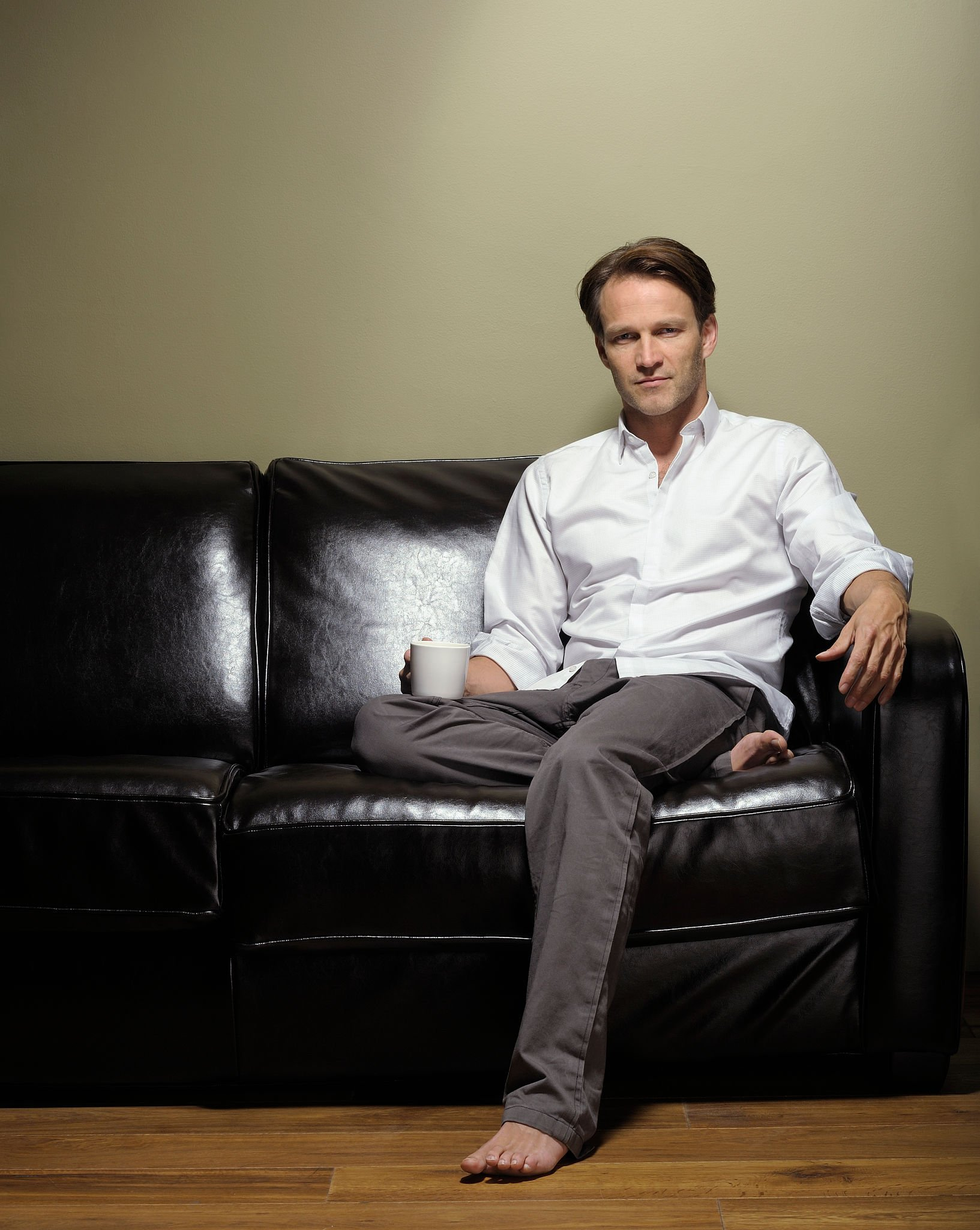 pictures Stephen Moyer (born 1969)