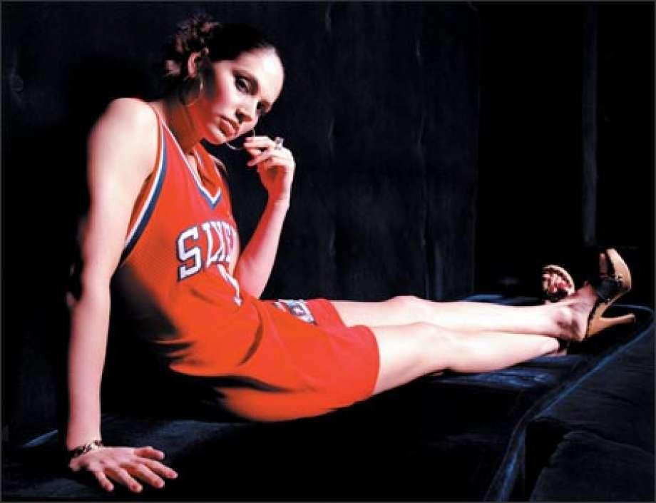 Sue Bird's Feet