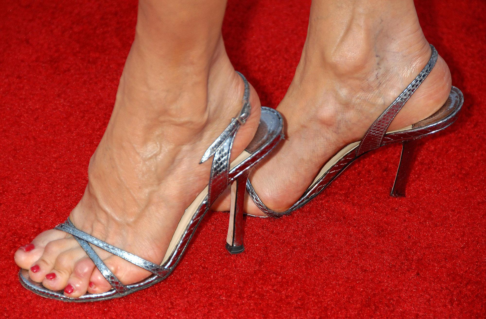 susan lucci's feet << wikifeet