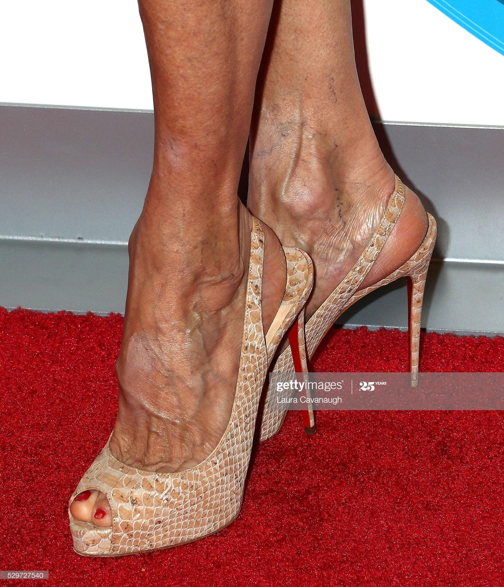 Anna Gunns Feet