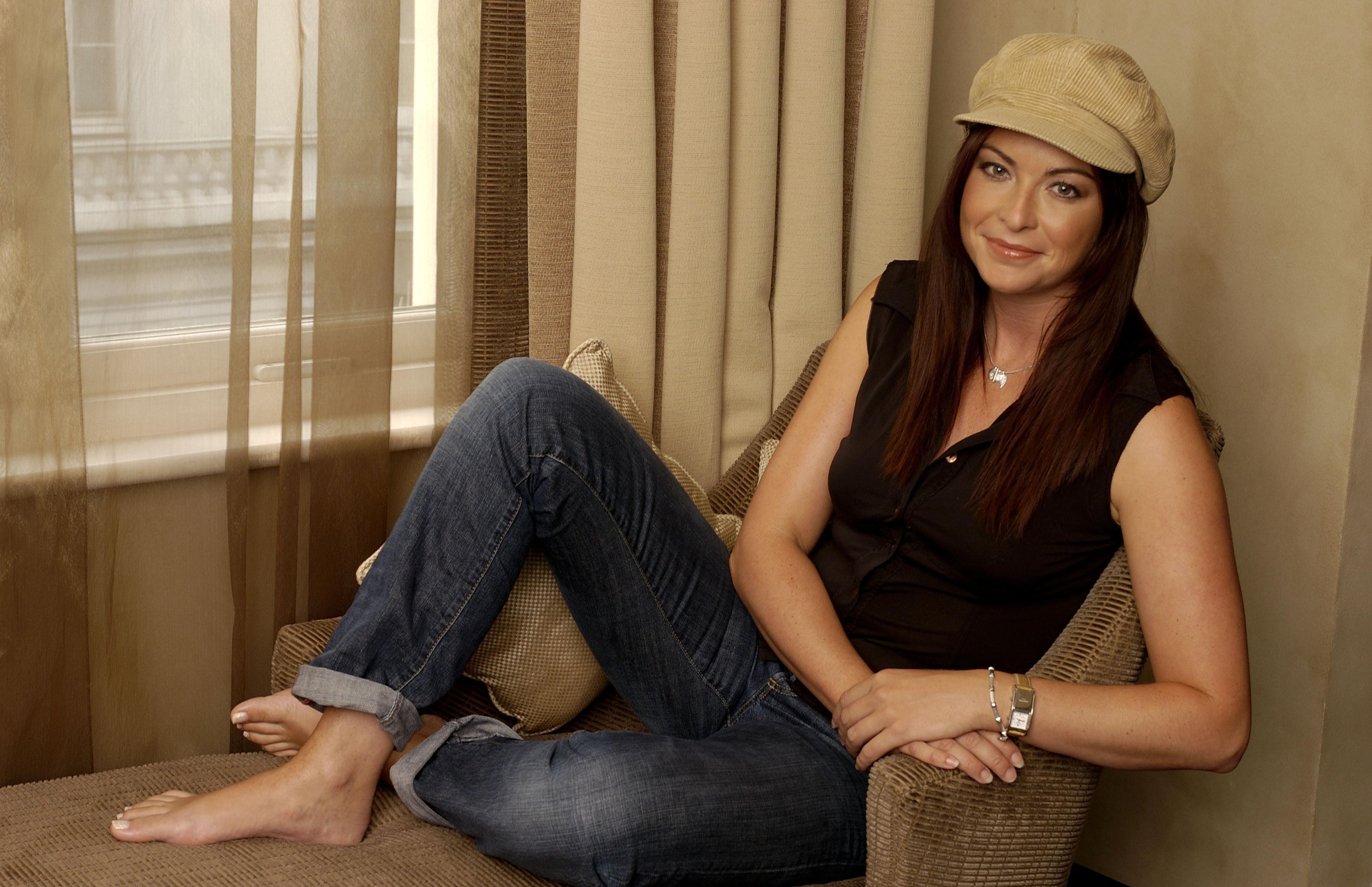 Suzi Perry's Feet