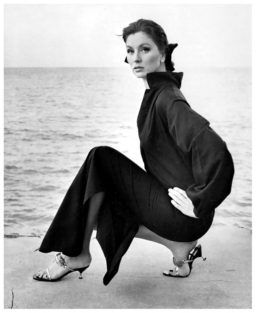 Suzy Parker's Feet