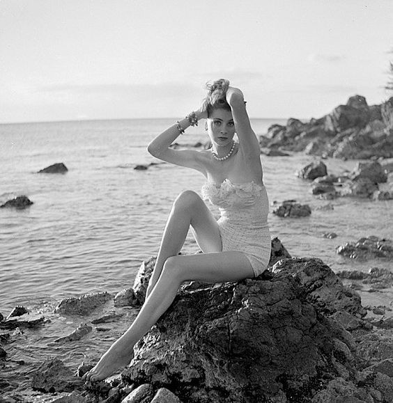 Suzy Parker. Image via Wikifeet.