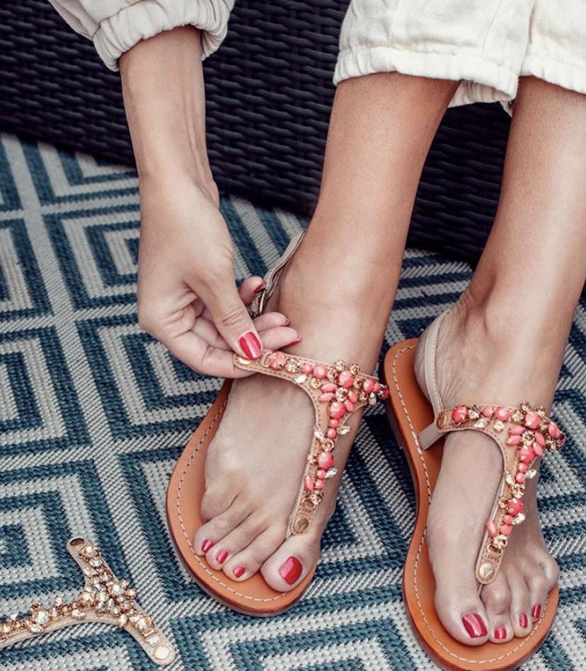 Feet sylvie meis Sylvie Meis: