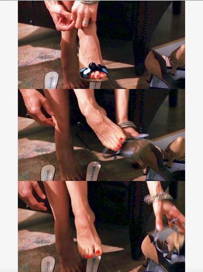 Tea Leonis Feet