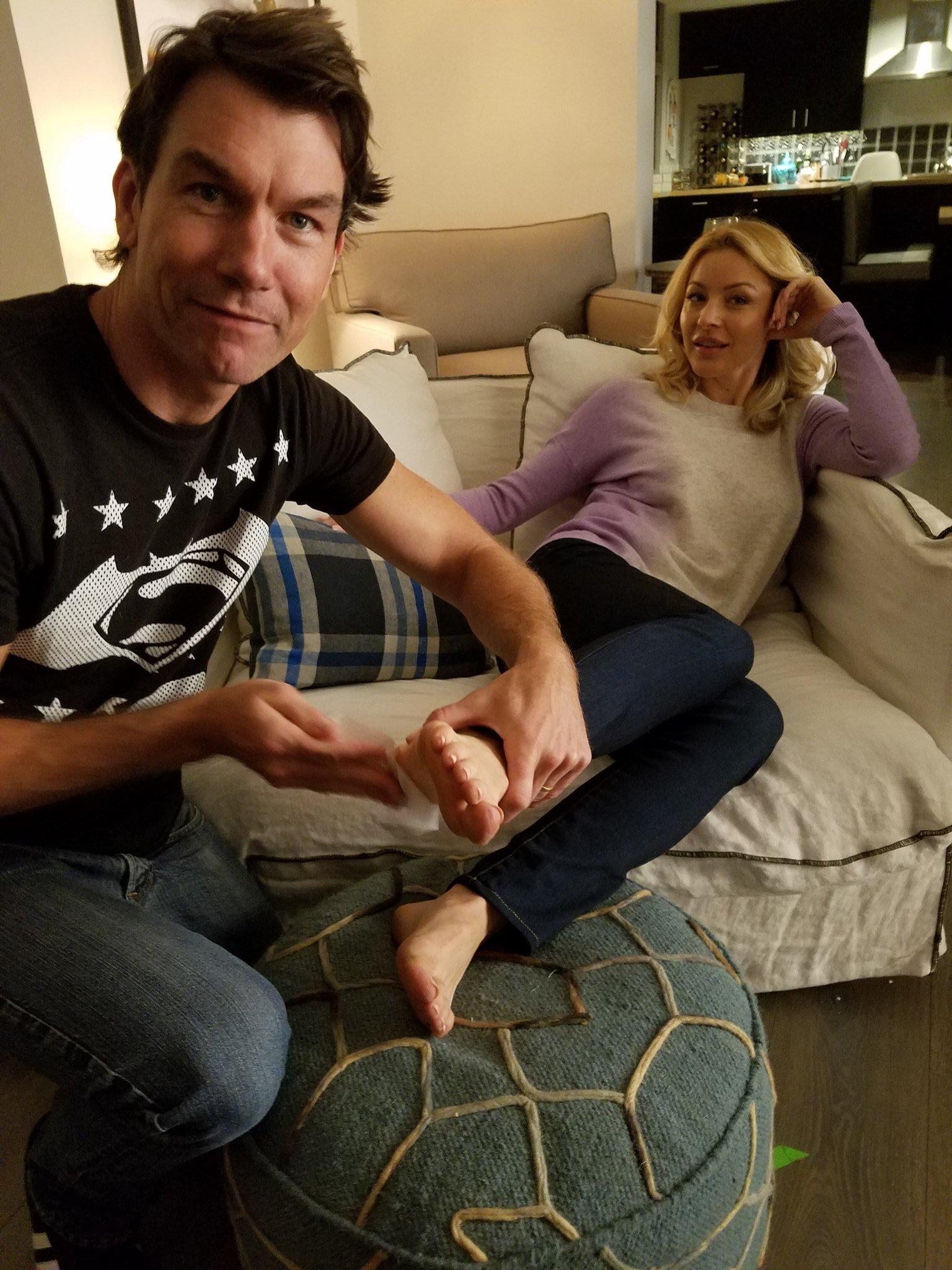 Tabrett Bethell Feet