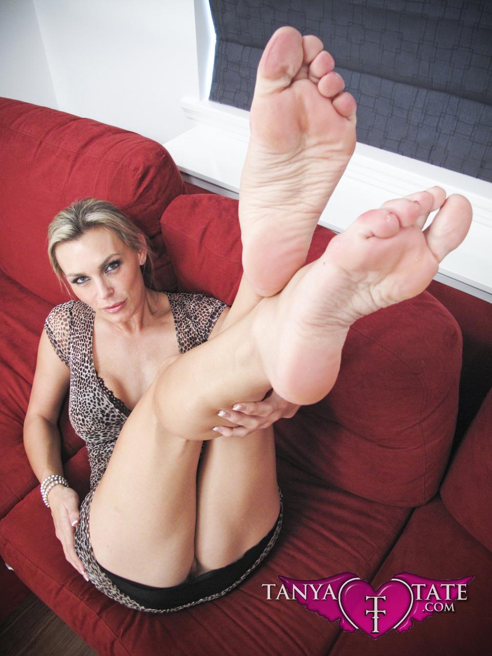 Tanya tate feet