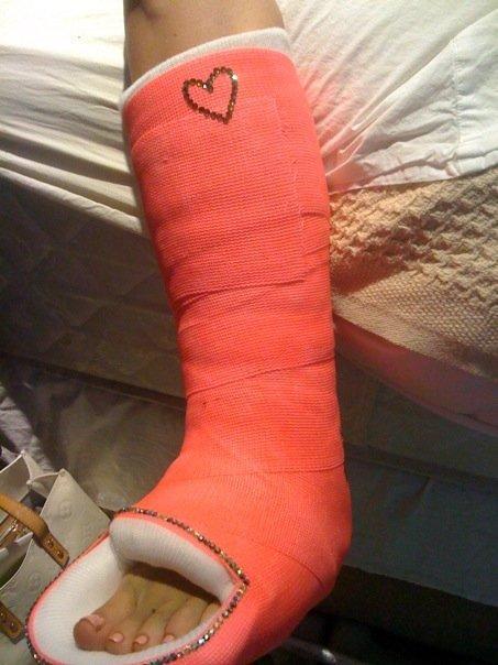 Tara Strong's Feet Sandra Bullock