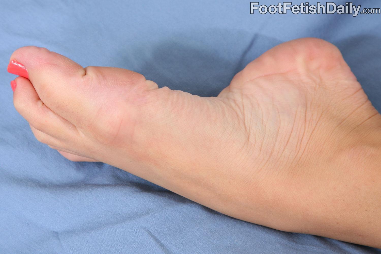 Taylor vixen feet