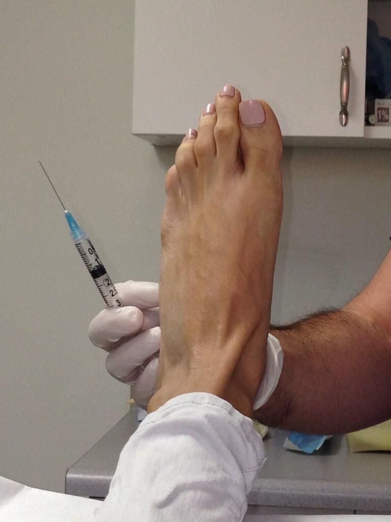 Sabrina Smelkos Feet