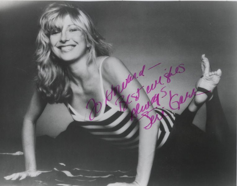 Teri Garr - Picture Colection