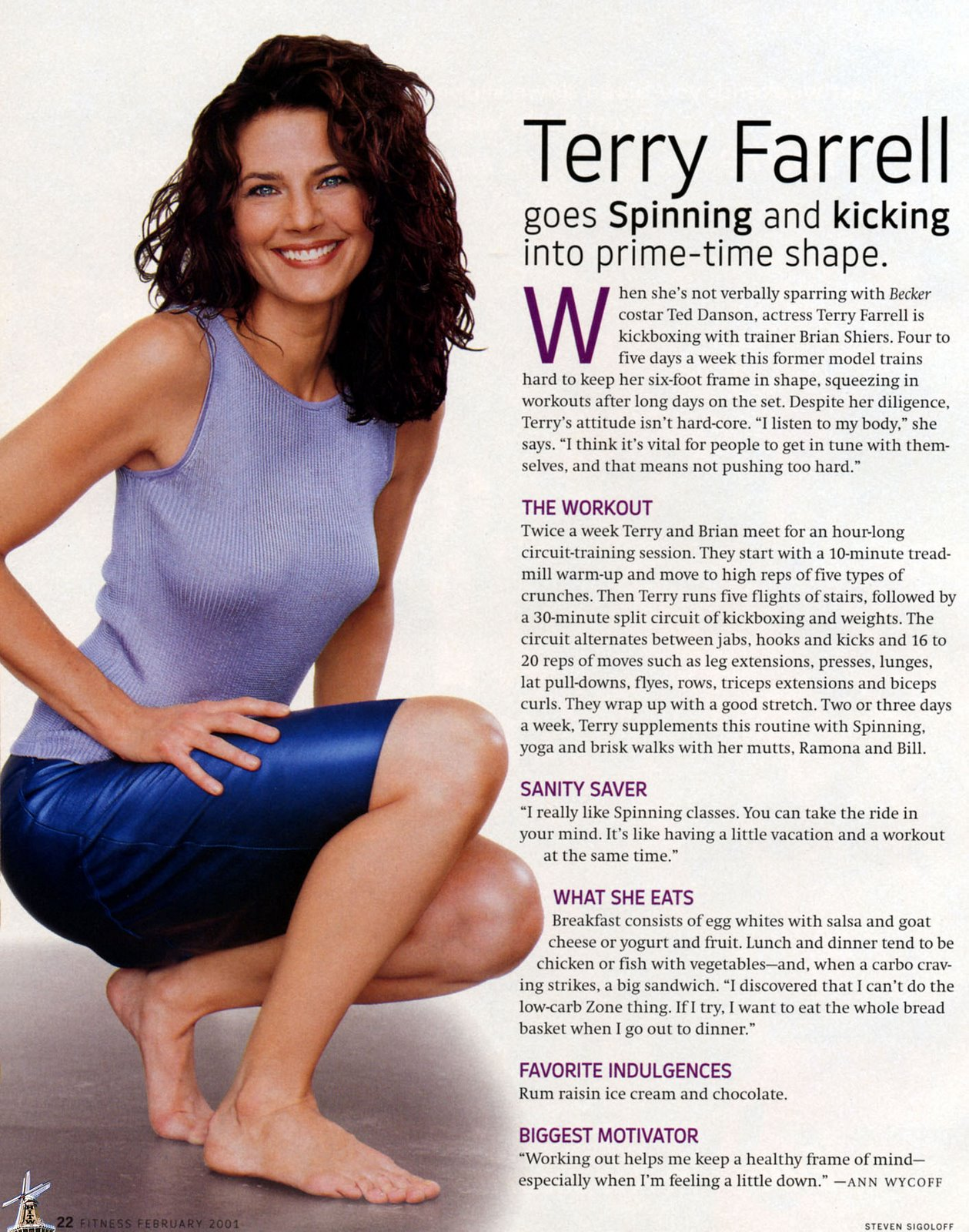 Terry farrell nude porn think, that