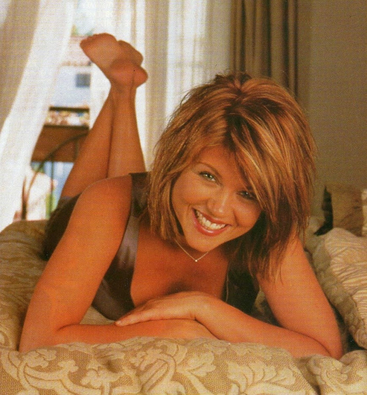 Very grateful Tiffani amber thiessen toes happens. can