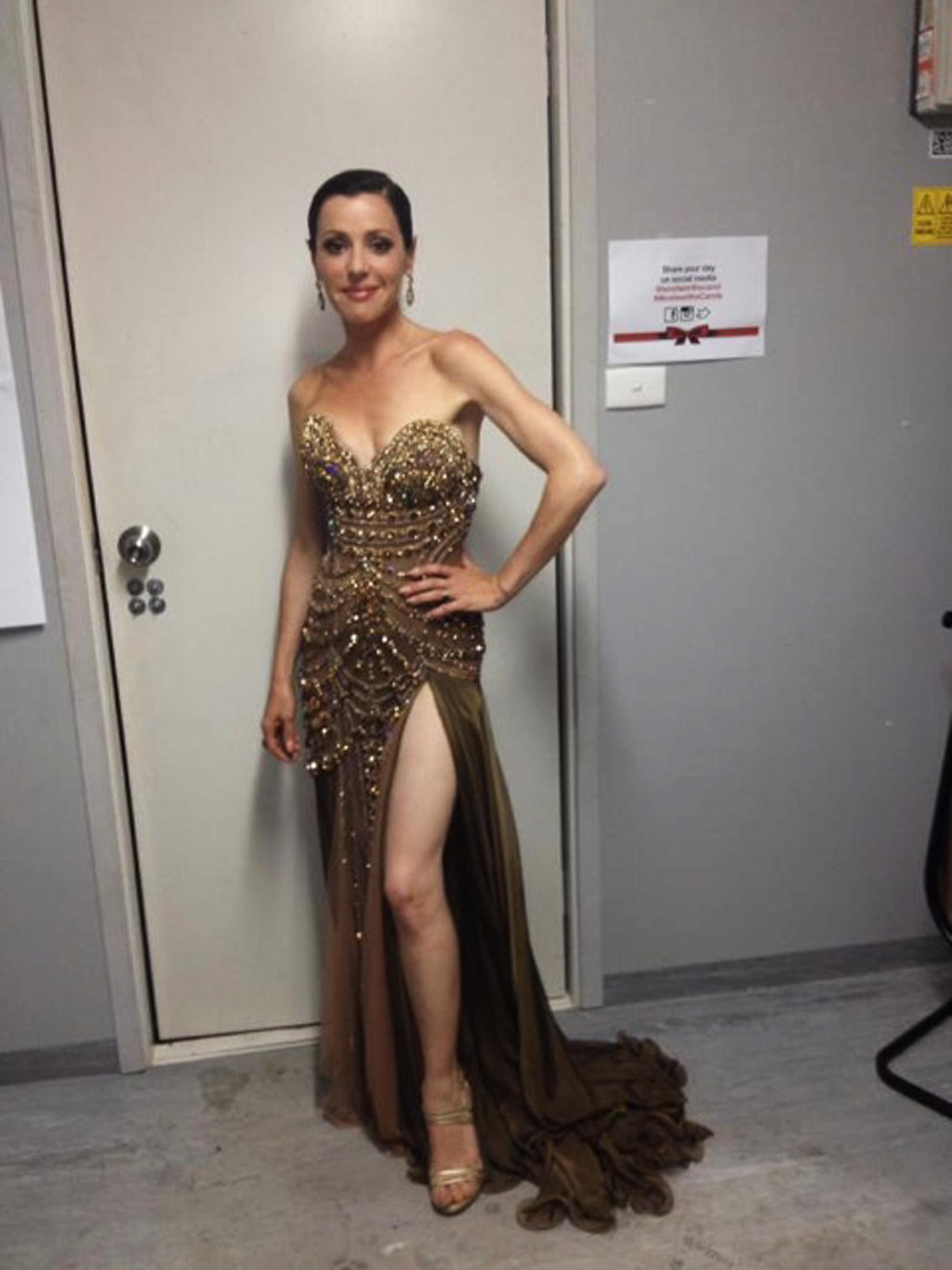 Tina Cohf Complete tina arena's feet << wikifeet