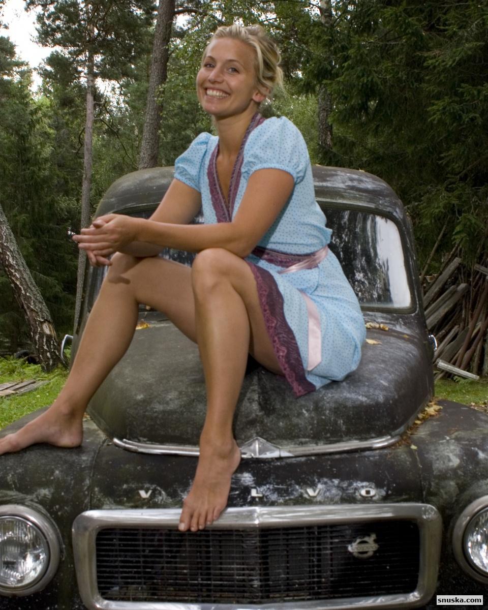 Tina nordström nude