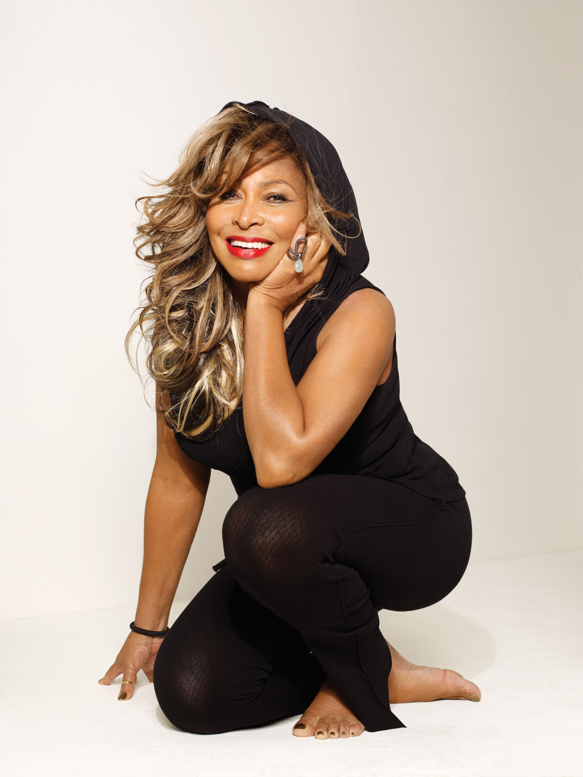 Tina Turner's Feet