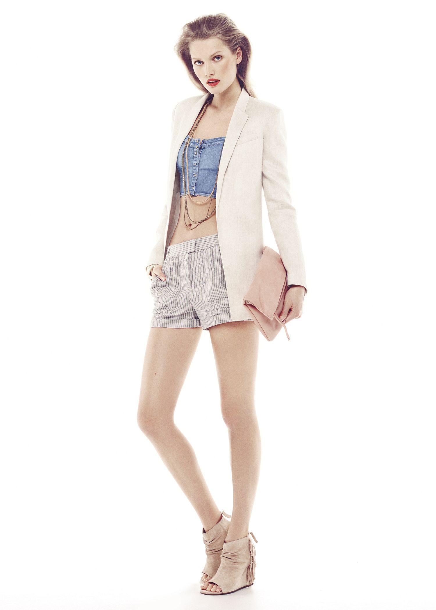 Mango каталог одежды 2014 7