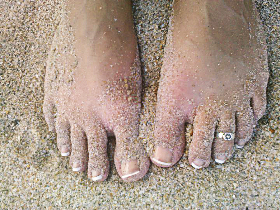 Trina Michaelss Feet