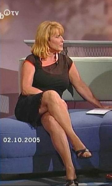 Nylons andrea kiewel ZDF