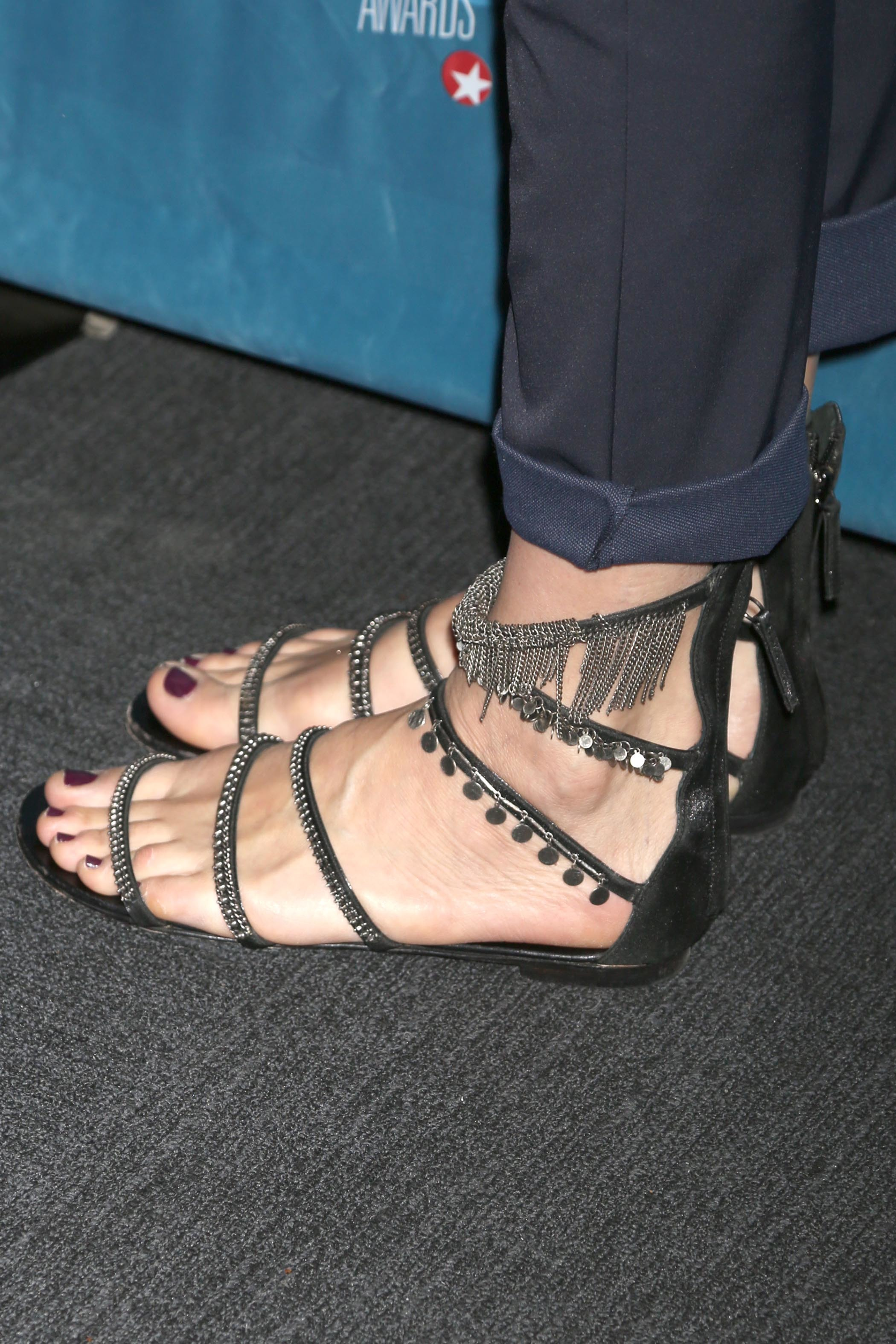Uma Thurmans Feet Wikifeet