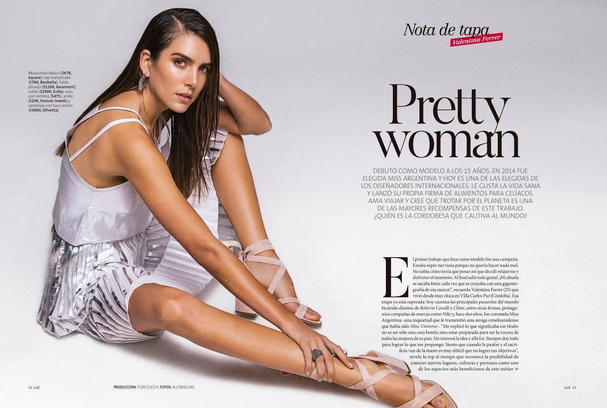 Feet Valentina Ferrer nude photos 2019