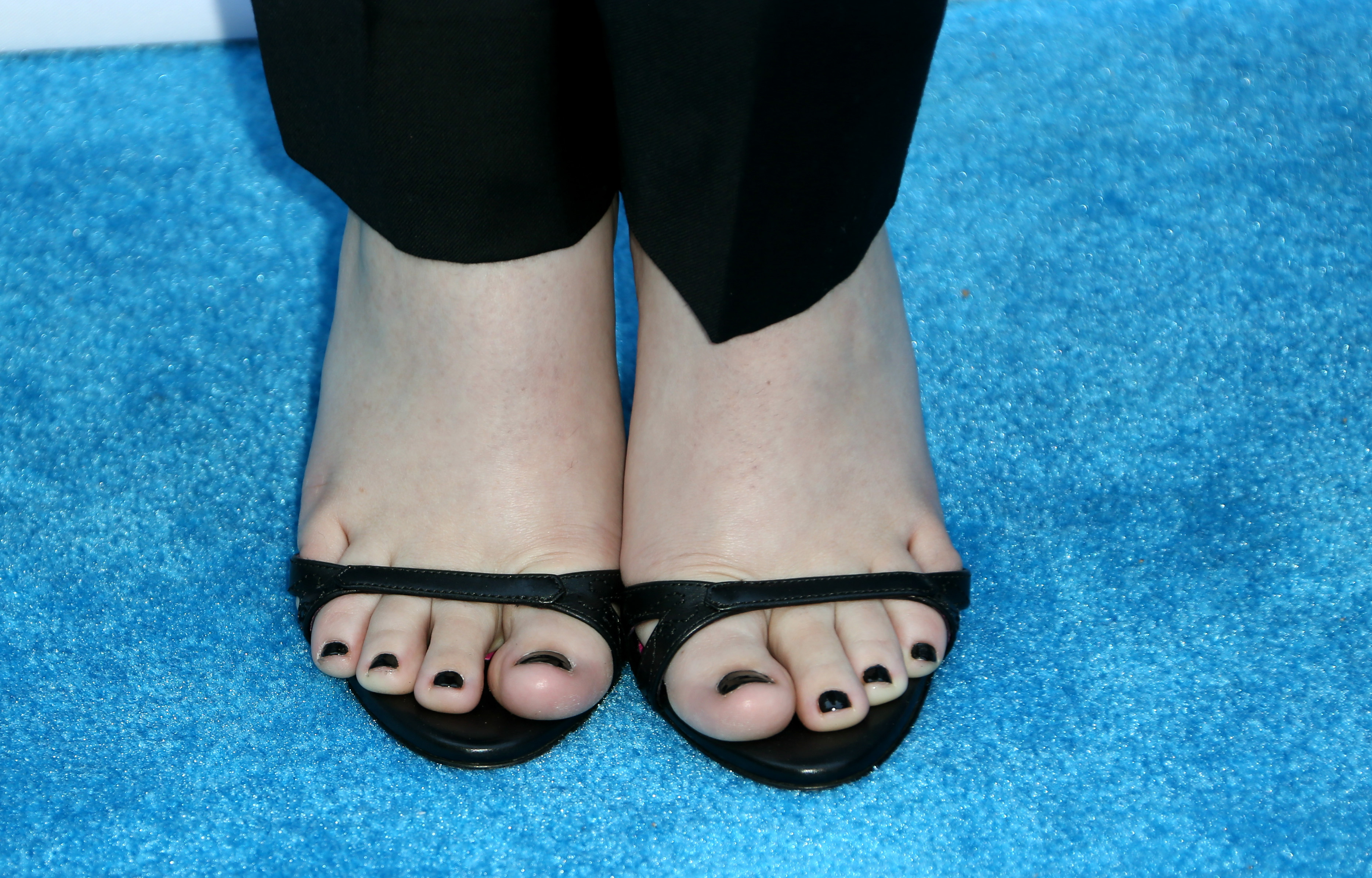 Chubby feet pics