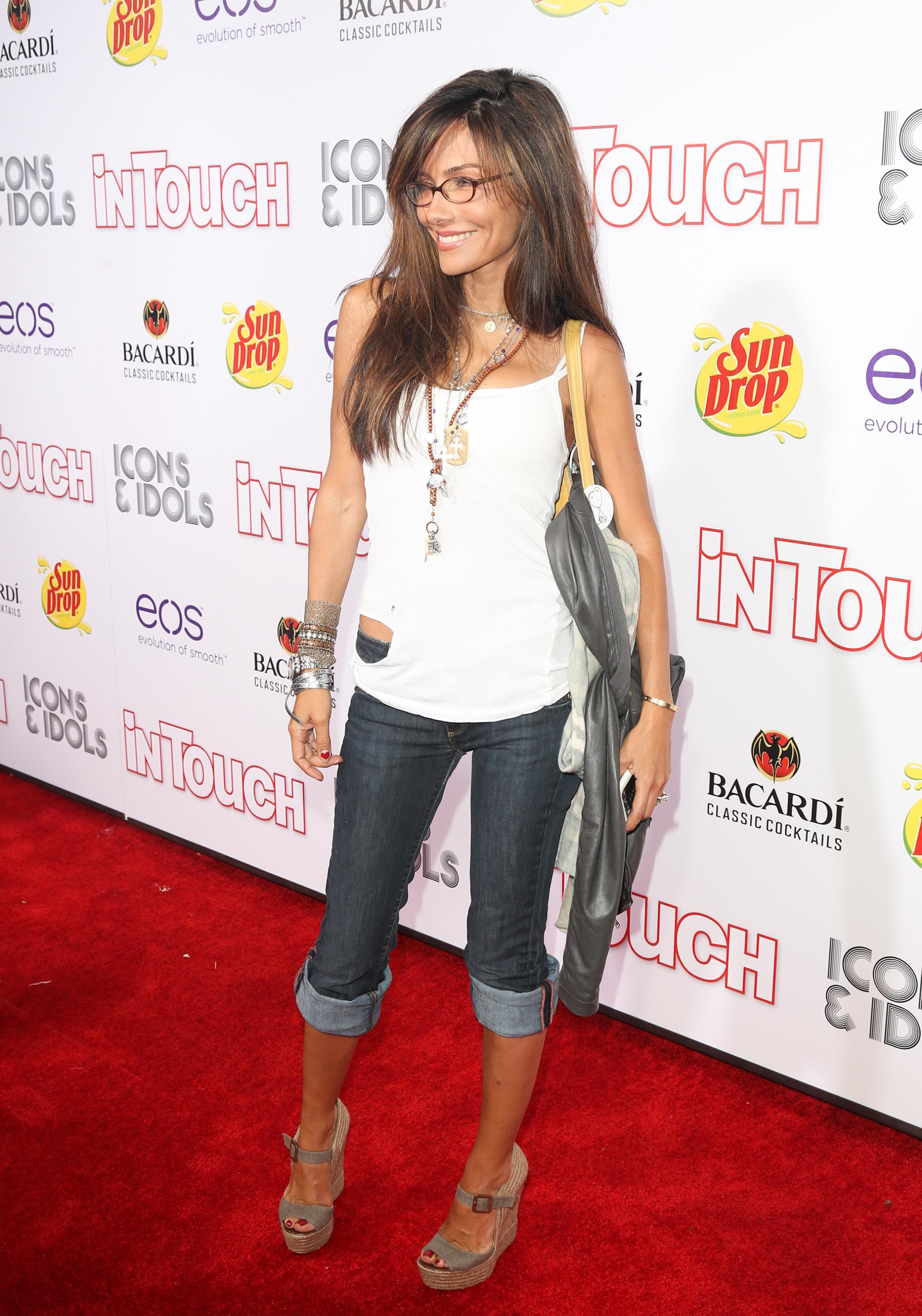 Vanessa Marcil Feet 28