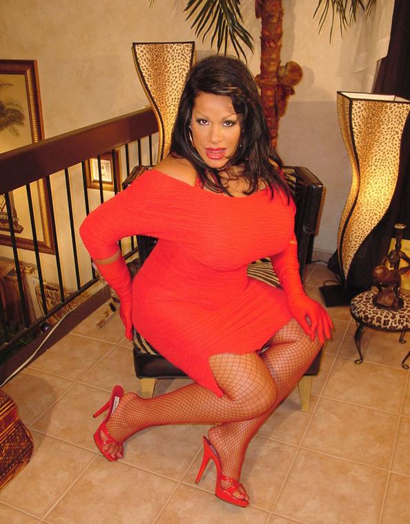 Bbw Vanessa Del Rio