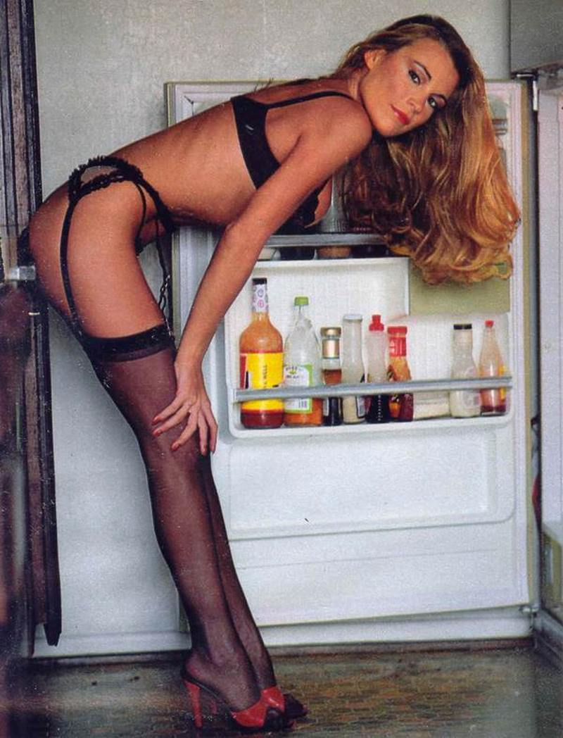 vanna white in stockings
