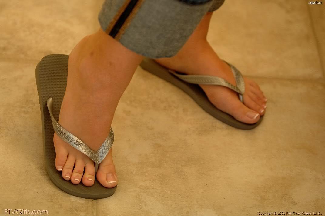 veronica saint s feet