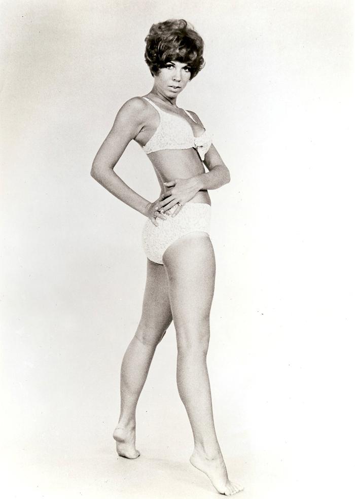 Vicki lawrence topless