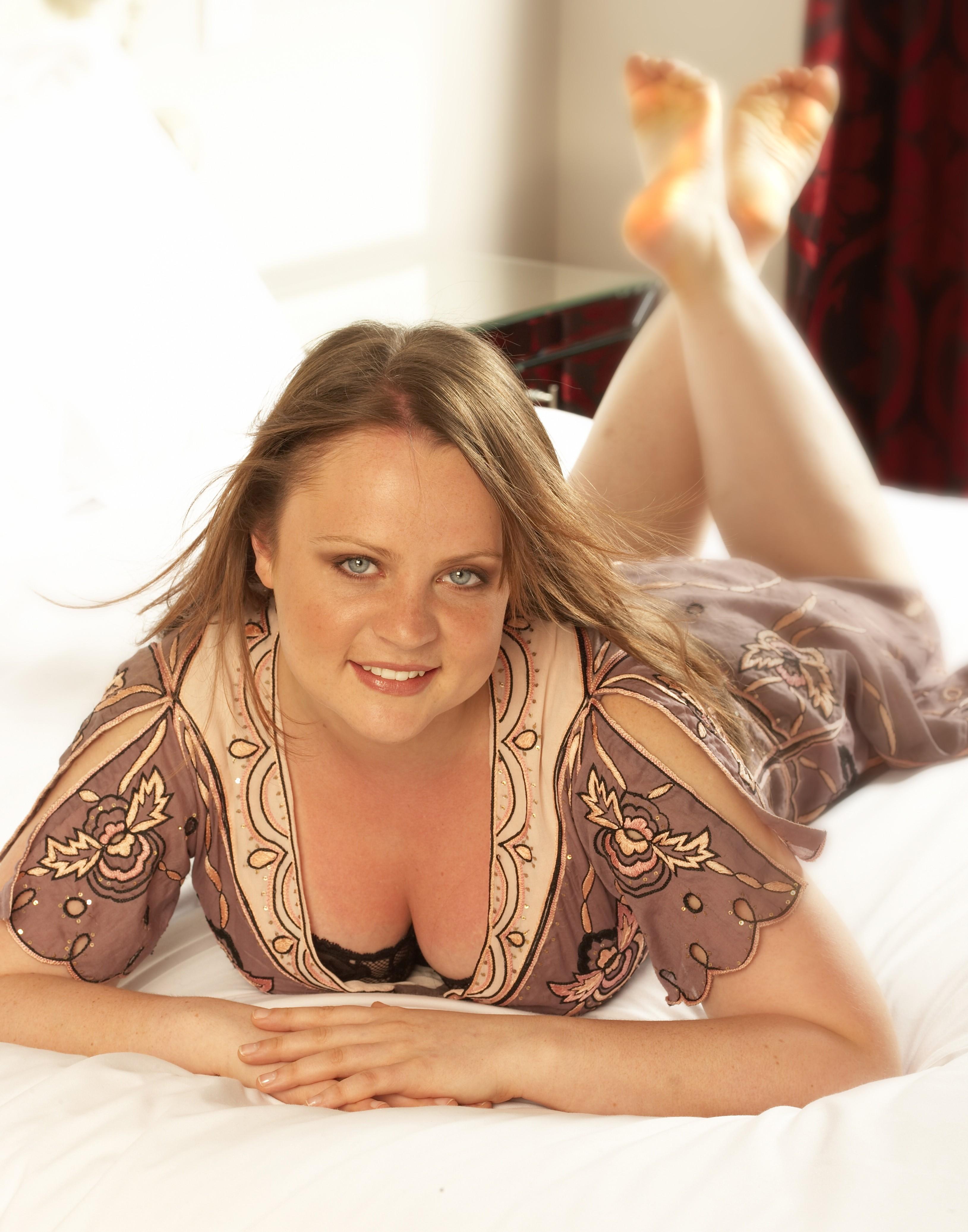 Nackt  Vicky Binns Vicky Binns's