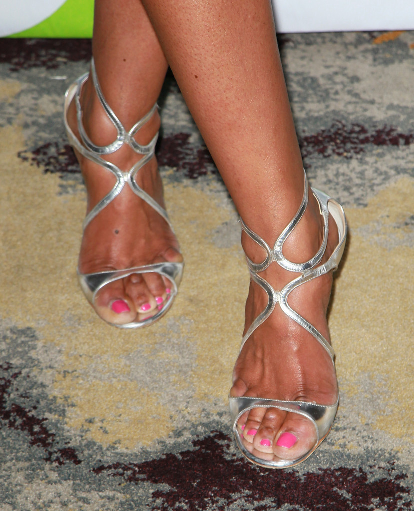 Wendy Williams Shoe Size