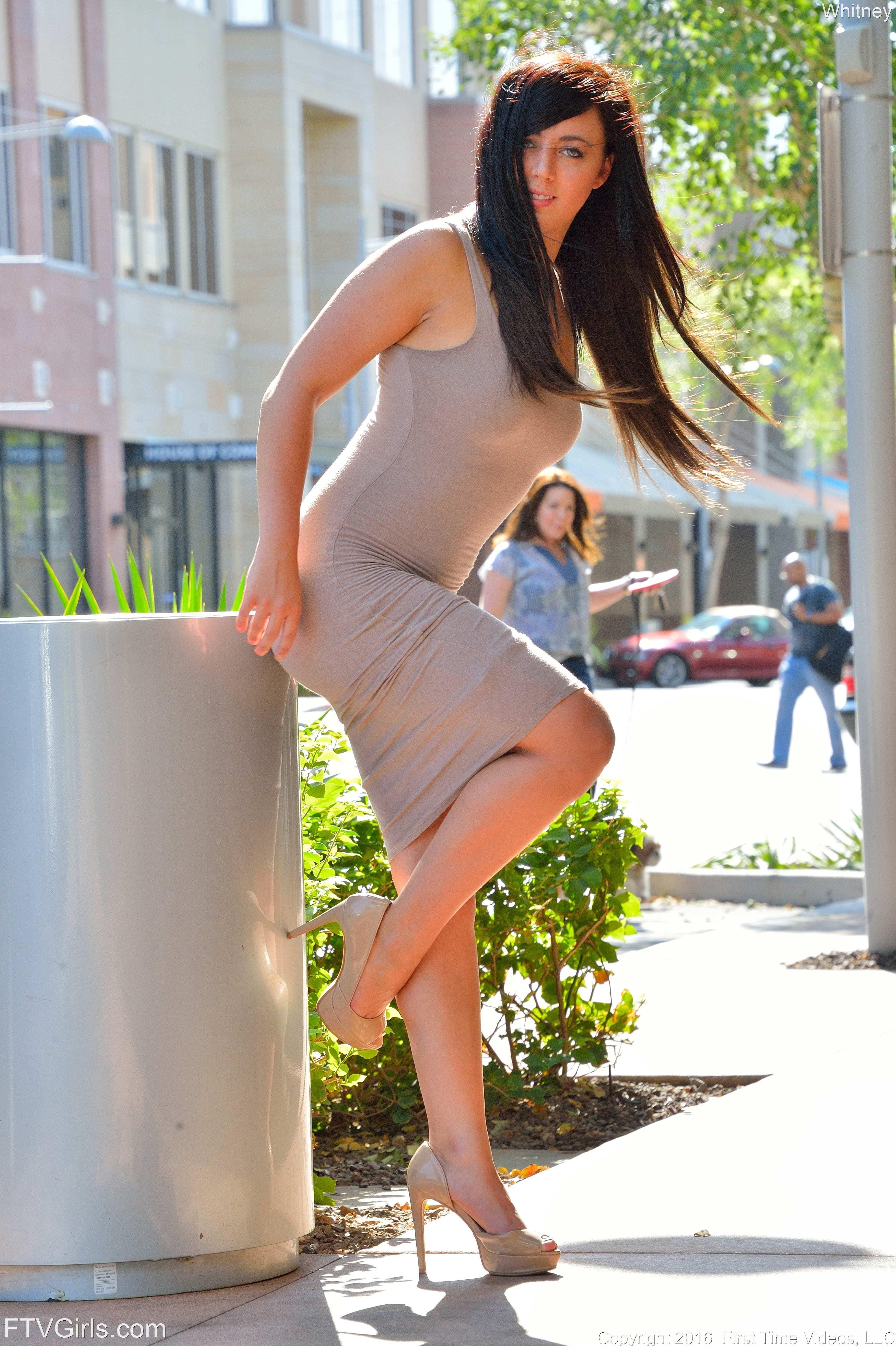 Whitney wright feet
