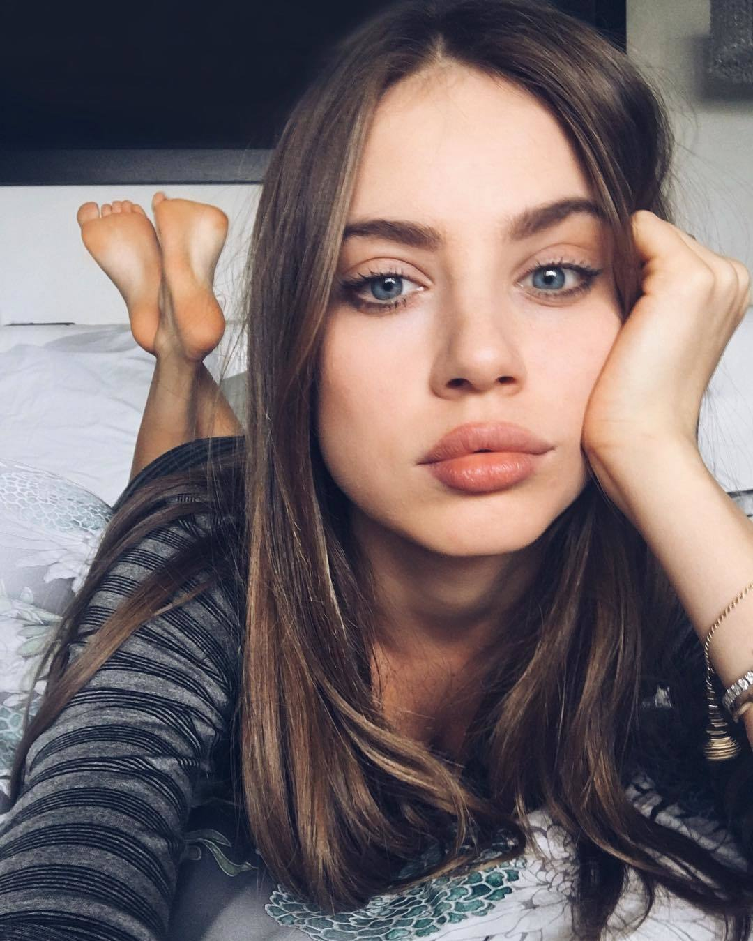 Young russian girl 25