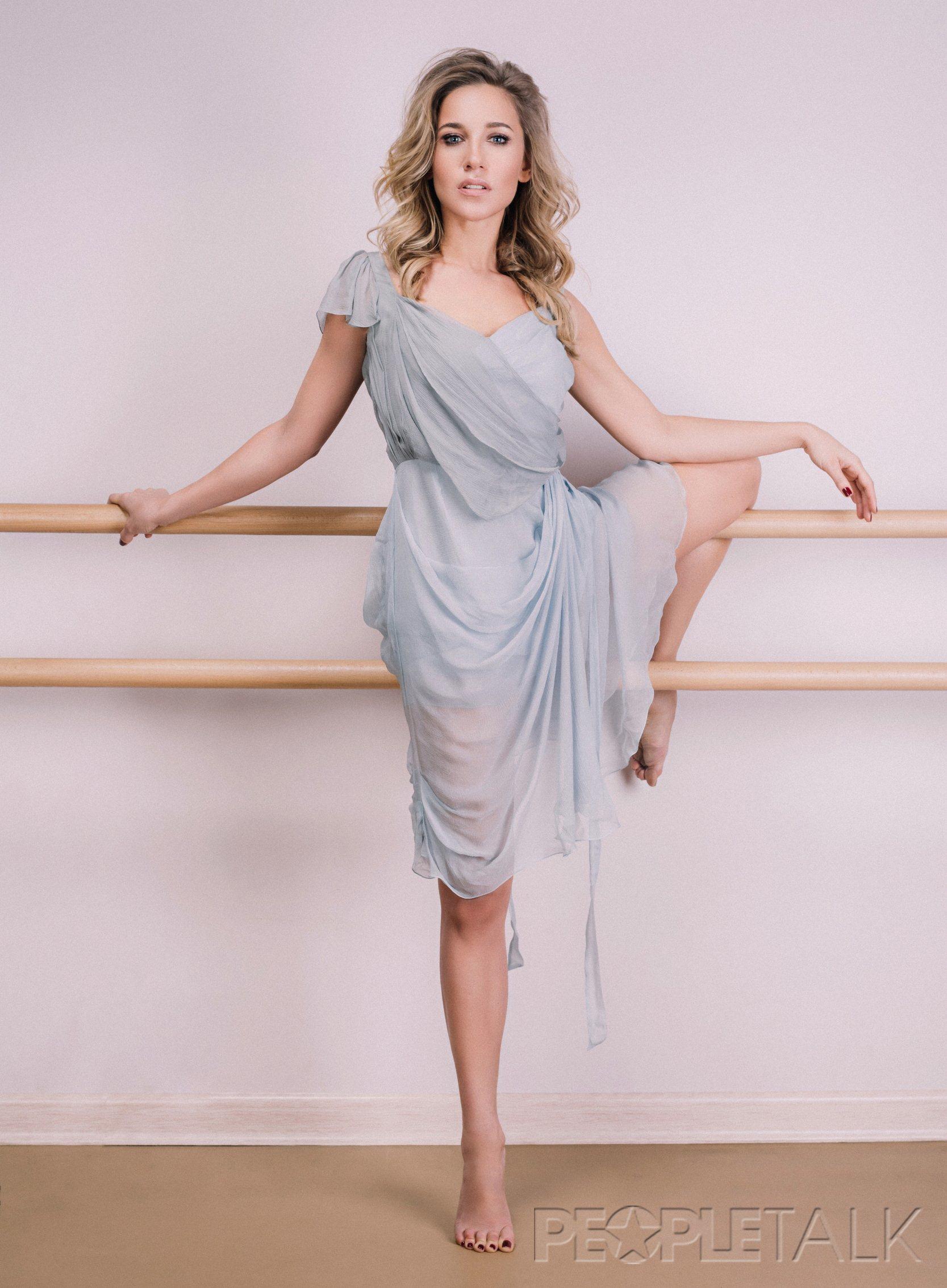 Instagram Feet Julia Kovalchuk naked photo 2017