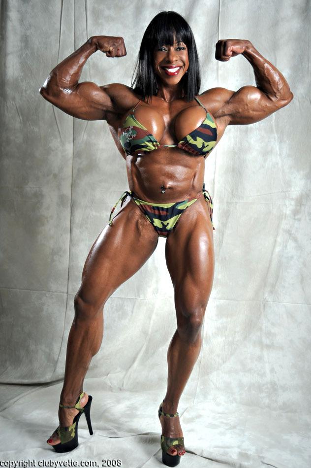 Nude yvette bova Sexy Female