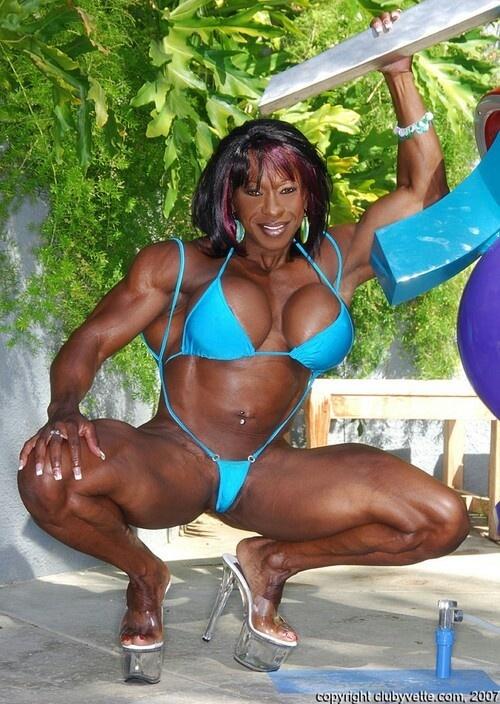 Yvette Bova Sexy 63