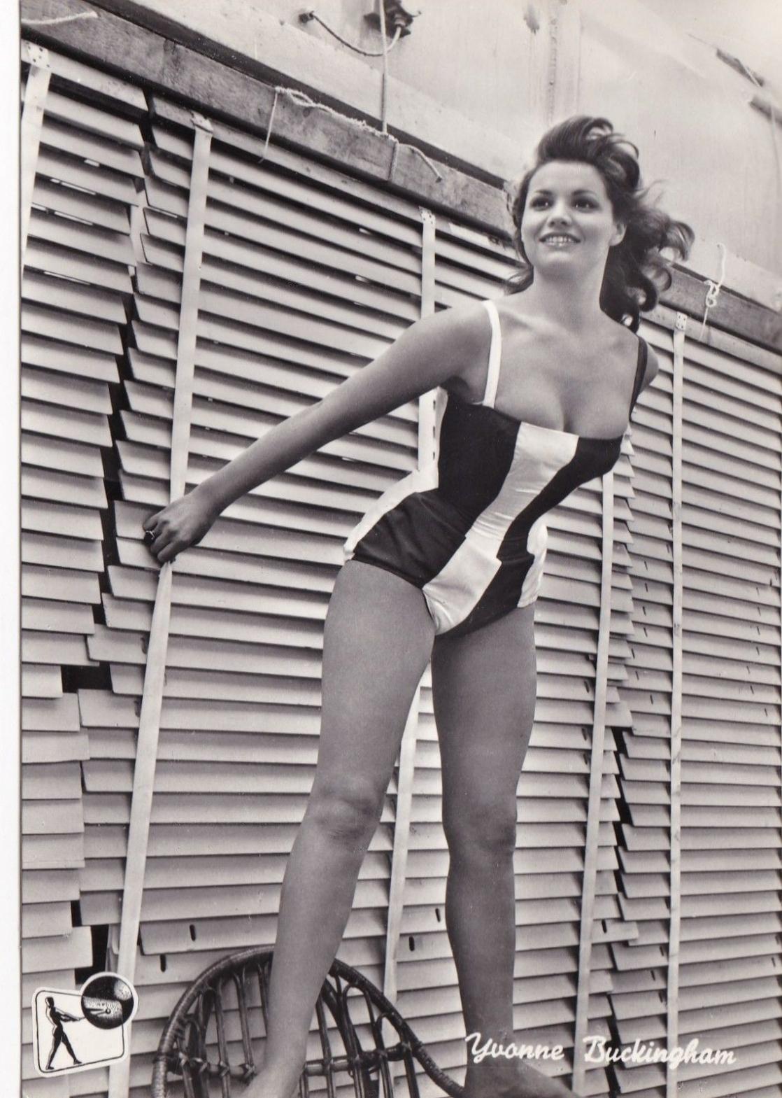 Yvonne Buckingham nude photos 2019